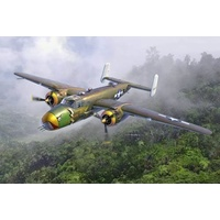 "Academy - 1/48 USAAF B-25D ""Pacific Theatre"" Plastic Model Kit"