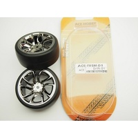 Ace - Drift Tyre And Rim 2Pc