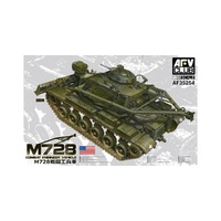 AFV Club - 1/35 Combat Engineer Vehicle M728 Plastic Model Kit