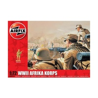 Airfix - 1/72 WWII Afrika Corps