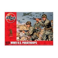 Airfix - 1/72 WWII US Paratroops