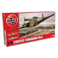 AIRFIX - 1/48 CURTISS TOMAHAWK MK.IIB- NEW LIVERY