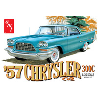 AMT - 1/25 1957 Chrysler 300