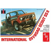AMT - 1/25 International Scout II