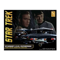 Amt - 1/2500 Star Trek USS Enterprise Box Set