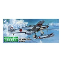 "Aoshima - 1/24 I.J.N. Type 3 Fighter Model 2 ""Fast-Back Canopy"""