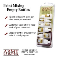 Army Painter - Tool - Empty Paint Mixing Bottles