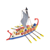 Ave Caesar Roman timber boat kit