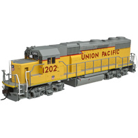 ATLAS - HO GP39-2 Union Pac w/DCC & Sound