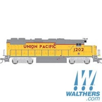 Atlas - HO Trainman GP39-2 Gold Sound UP