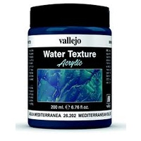 Vallejo Diorama Effects Mediterranean Blue 200ml