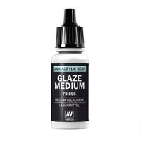 Vallejo Glaze Medium 17 ml
