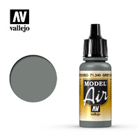 Vallejo Model Air Grey Green 17ml Acrylic Airbrush Paint