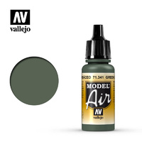 Vallejo Model Air Green Grey 17ml Acrylic Airbrush Paint