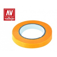 Vallejo Tools Precision Masking Tape 10mmx18m - Twin Pack