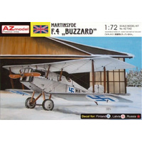 AZ Models AZ7342 1/72 Martinside F.4 Buzzard Part.2 Plastic Model Kit