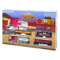 Bachmann - Canyon Chief Train Set