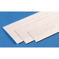 Balsa - Sheet 1mm X 75mm X 915mm