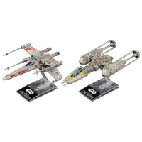 Banadai - 1/144 X-Wing and Y-Wing