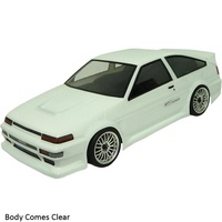 Bodyworx - AE86 2 Door - 195mm Body