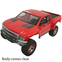 Bodyworx - Silverado Truck - Short Course Body