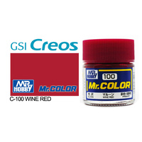Mr Color - Gloss Wine Red
