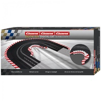 CAR Evo/Digital Hairpin Curve Set 1/60 deg - 19 pieces