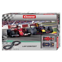 Carrera EVO - F-1 Lap Contest Slot car set