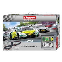 Carrera - DTM Speed Duel slot car set