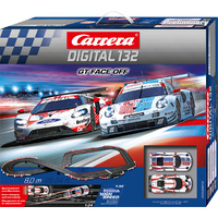Carrera Digital - GT Face Off slot car set