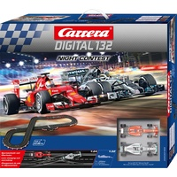 Carrera Digital - Night Contest Set - F1 Ferrari Vs Mercedes