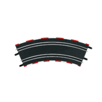 Carrera GO - Curve Track 3/45 degree 4pc