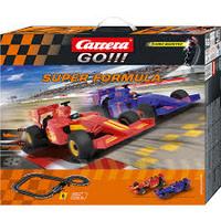 Carrera Go - Super Formula Slot Car Set