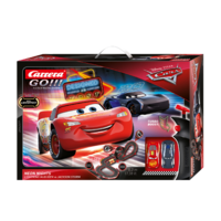 Carrera - GO!!! Disney·Pixar Cars - Neon Nights Slot Car Set