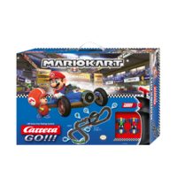 Carrera - GO!!! Nintendo Mario Kart - Mach 8 Slot Car Set