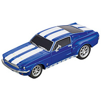 Carrera - GO!!! Ford Mustang '67 Racing Blue