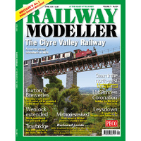 English Railway Modeller - April 2020