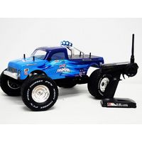 FTX - MIGHTY THUNDER BRUSHED MONSTER TRUCK (Blue)