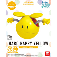 Bandai Gundam - Haropla Haro Happy Yellow