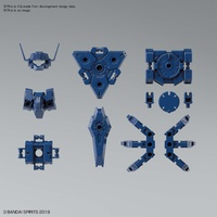 Gundam - 1/144 Option armour for commander (Rabiot Exclusive/Navy)