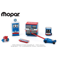 Greenlight - 1/64 MOPAR Parts and Service Shop Tool Accessories Pack