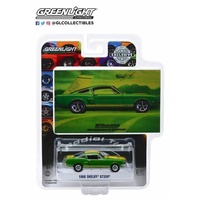 Greenlight - 1/64 1966 Shelby GT350 BF Goodrich - Vintage Ad Cars - When You're Ready to Get Serious