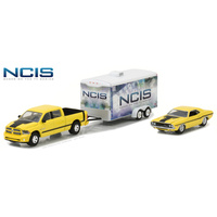 Greenlight - 1/64 2016 Ram 2500 w/70 Dodge Challenger R/T - NCIS