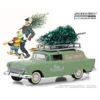 Greenlight - 1/64 1955 CHEVROLET DELIVERY SEDAN NORMAN ROCKWELL DELIVERY VEHI