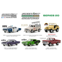 1/64 Hollywood Series 20 Assorted Cars
