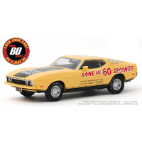 "Greenlight - 1/43 1973 Ford Mustang Mach 1 ""Eleanor"" - Post-Film Ver."