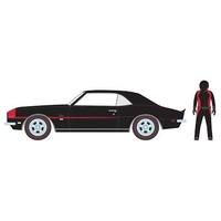 Greenlight - The Hobby Shop Series 6 - 1968 Chevrolet Camaro RS-SS¢ with Race Car Driver