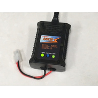 Gt Power - N802 Battery Charger 2Amp Nimh/Nicad 4-8 Cell W/Tamiya