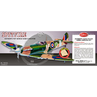 Guillows - Supermarine Spitfire Kit 28""