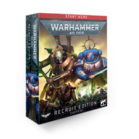 Warhammer 40k - Recruit Edition Starter Set